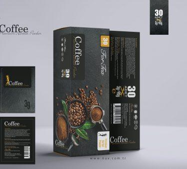 kahve kutu tasarımı